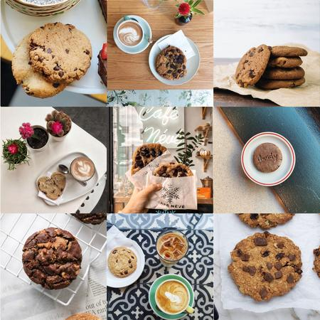 Cover of Where to eat the best cookies in Montreal