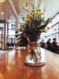 Bouquet chemex