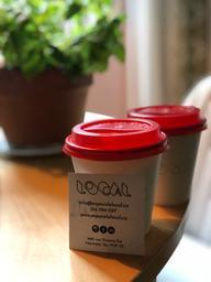 Quand tu veux un vrai bon café tu va au le local