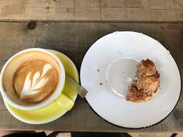 Great coffee, great locale!