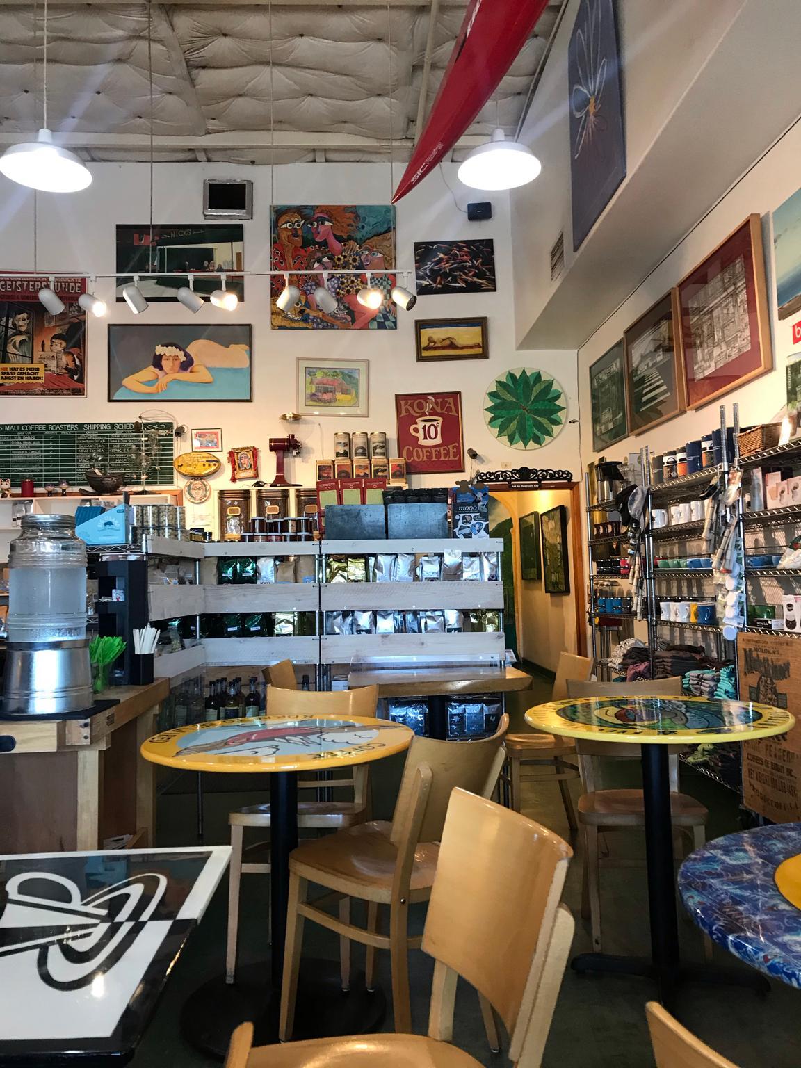 Maui Coffee Roasters   Th3rdwave