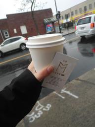 Merci Le M café de mettre de la joie en ce matin pluvieux. ❤️👌