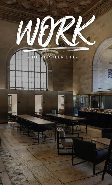 Cover of Best Cafés to Get Work Done