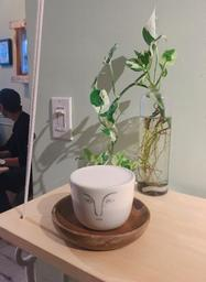 Tokyo Fog with Jasmine tea and oat milk! It was a pretty unique signature drink and I love how Asian-inspired the flavors and decor here are. Also spot other Th3rdwave coffee crawler, Alec, in the background!