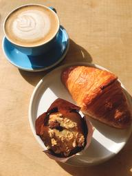 Moka and pastries ❤️