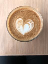 Café délicieux, servi avec amour! ❤️